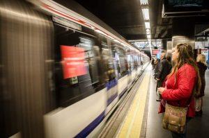 Metro de Madrid (Europa Press).