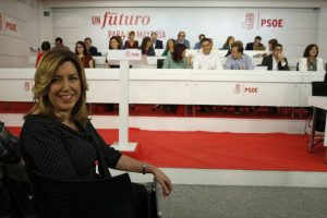 Susana Díaz (EFE).