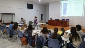 Un grupo de alumnos en un curso (Europa Press).