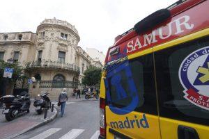 Imagen de una ambulancia (EFE).