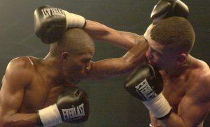 Combate de boxeo (EFE).