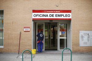 Oficina de empleo (EUROPA PRESS).
