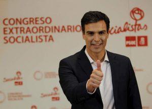Pedro Sánchez (Gtres).