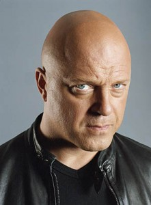 THE SHIELD:  Michael Chiklis as Detective Vic Mackey on THE SHIELD on FX.