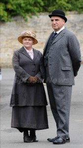 Downton Abbey Season 4 Filming in Oxfordshire