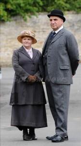Downton Abbey Season 4 Filming in Oxfordshire