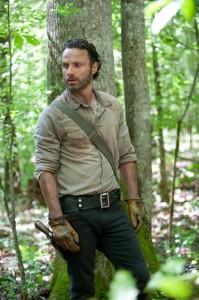 Cambiate YA la camisa, Rick, por favor