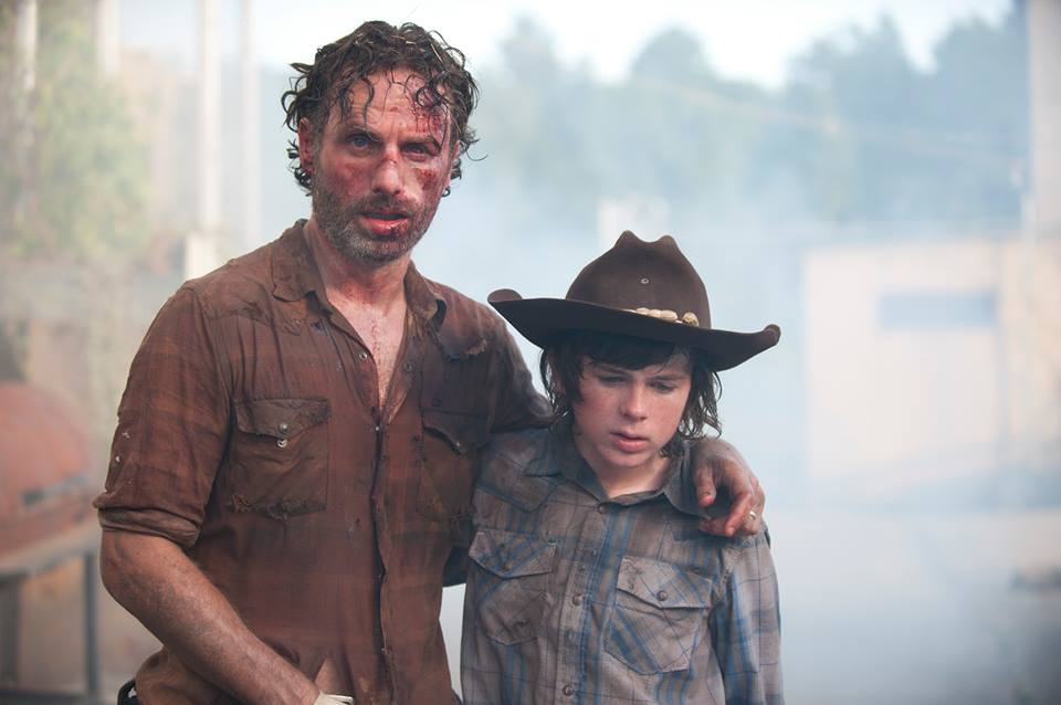The Walking Dead nos ha vuelto a engañar | Solo un capítulo más