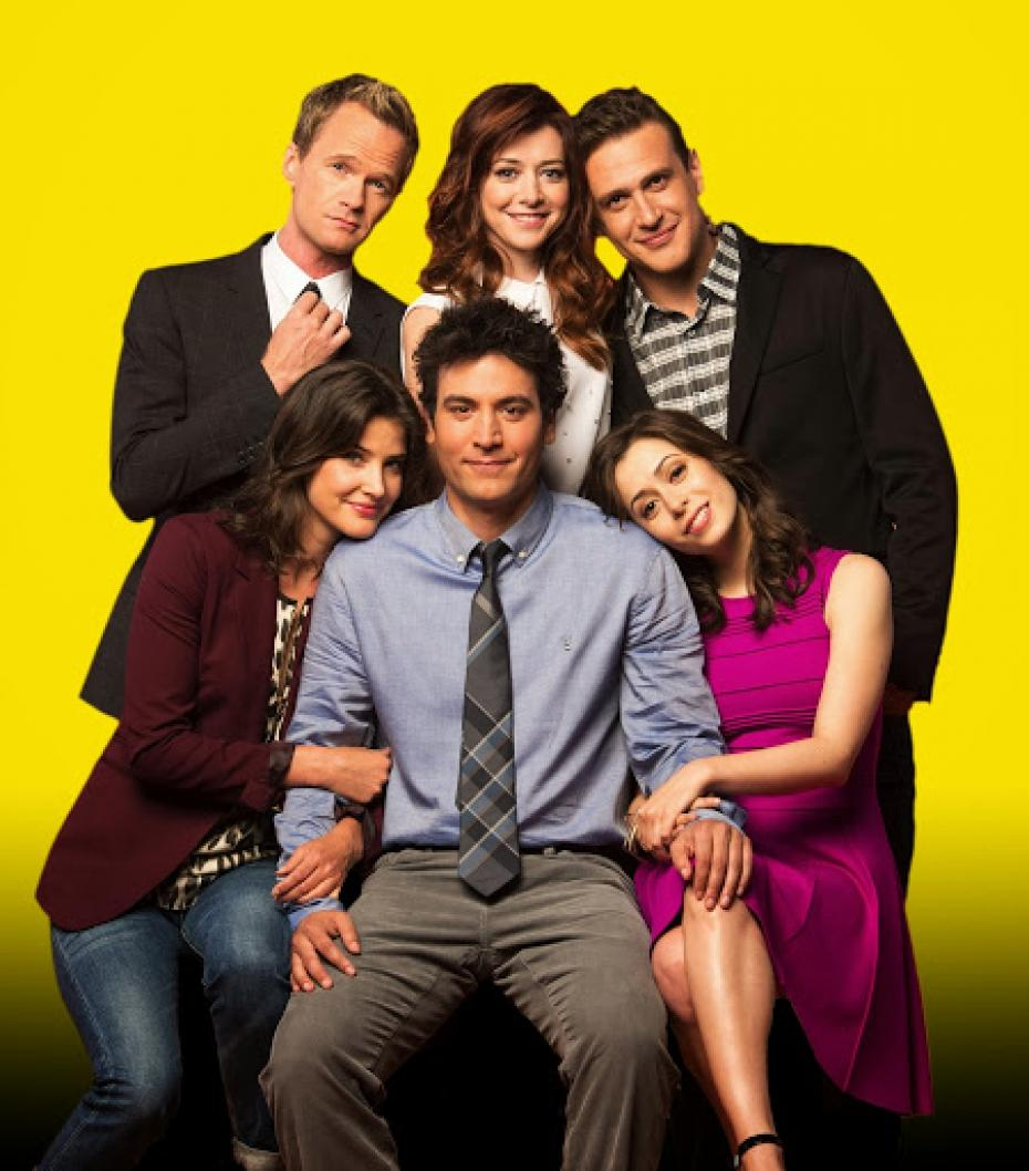 how i met your mother nakt