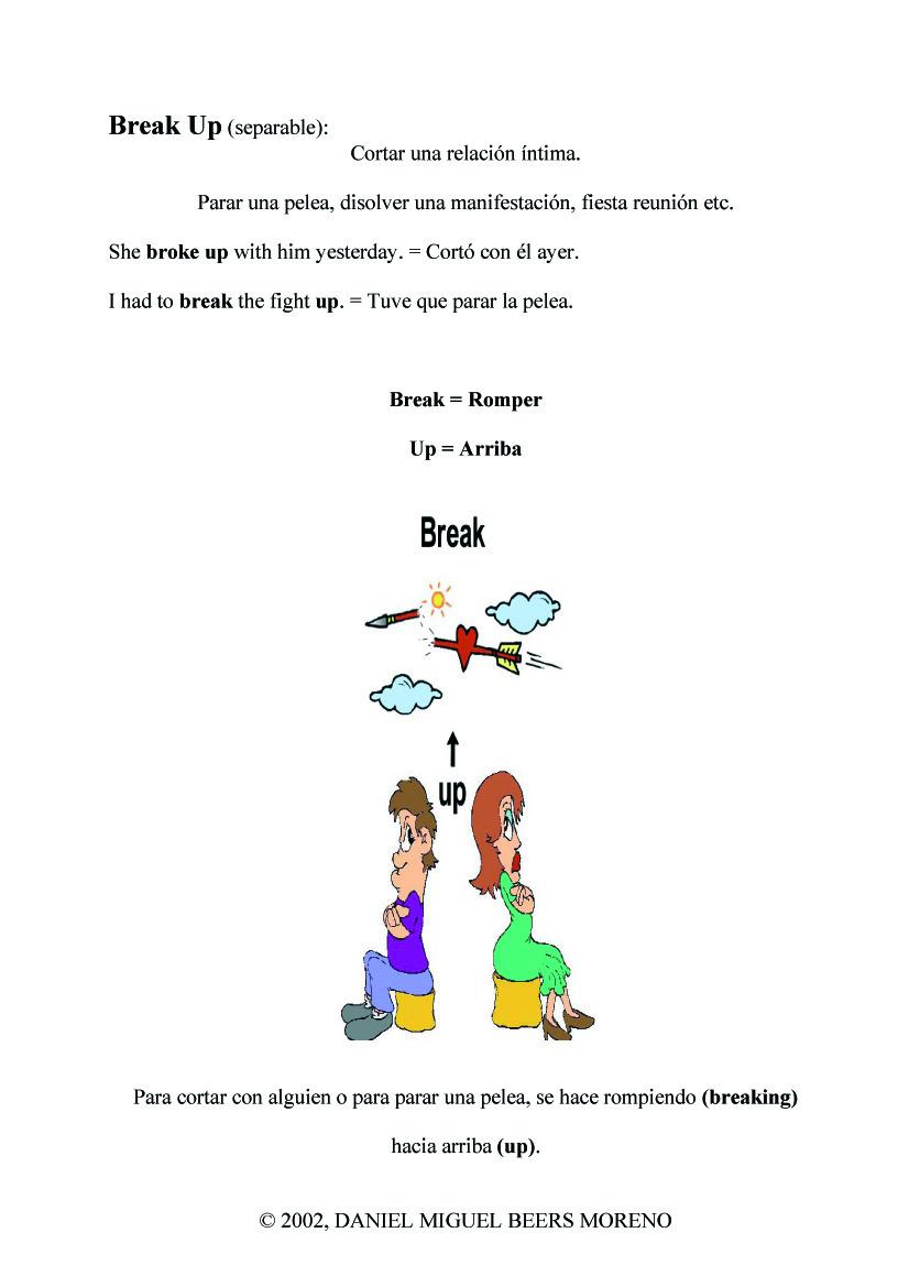 how to get pneumonia to break up