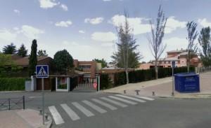 Colegio Aldovea de La Moraleja (Street View).
