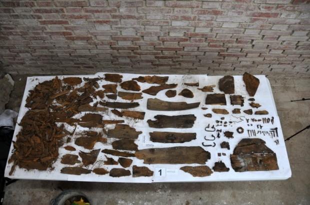 Huesos Cervantes