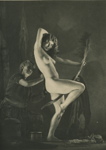 "William Mortensen - ""Preparation for the Sabbath"""