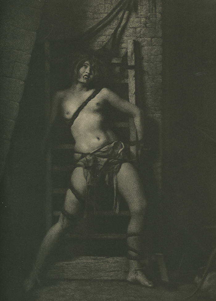 "William Mortensen - ""The-Heretic"""