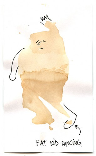Fat Kid Dancing - Austin Kleon