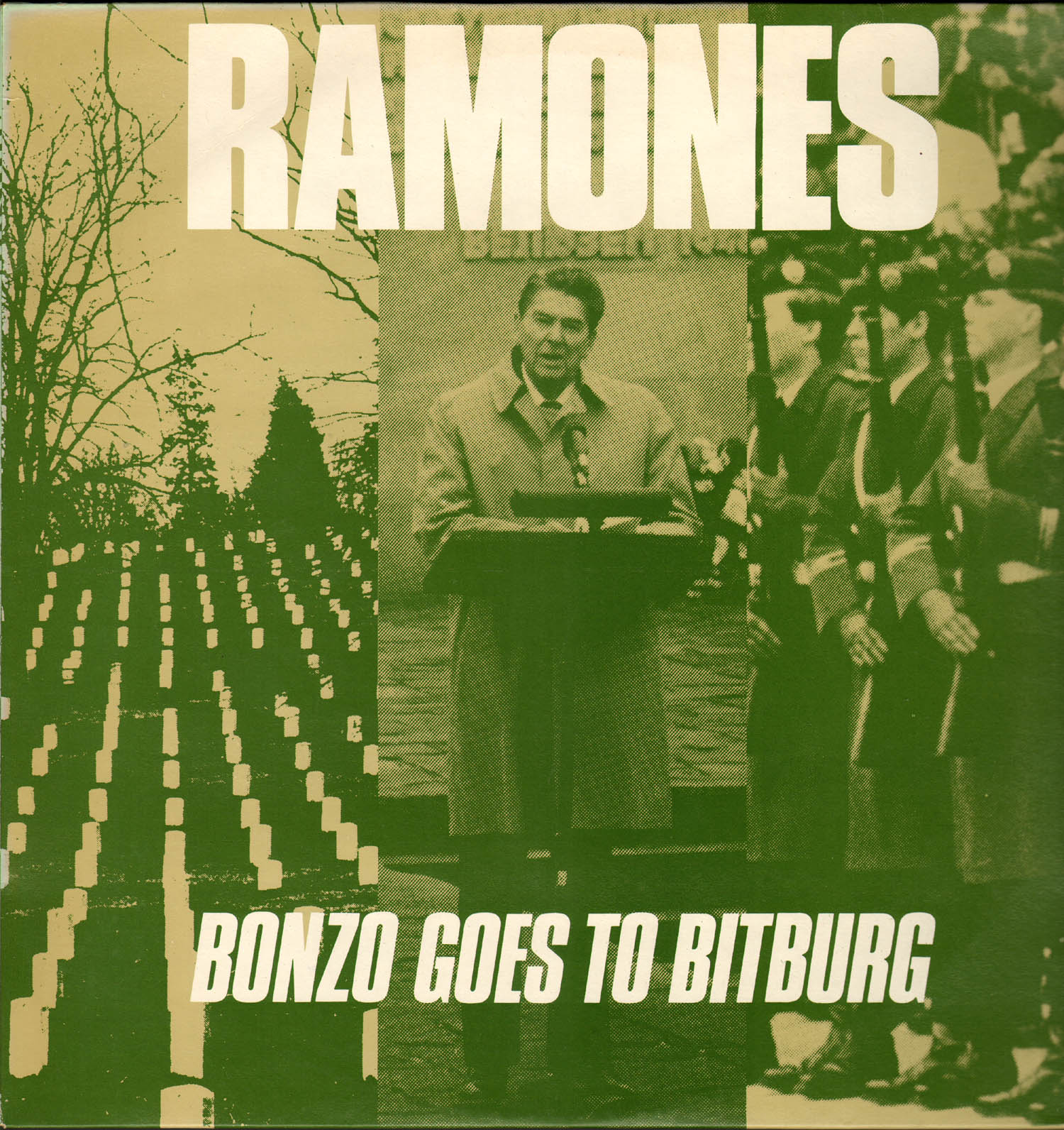 """Bonzo Goes to Bitburg"" (1985)"