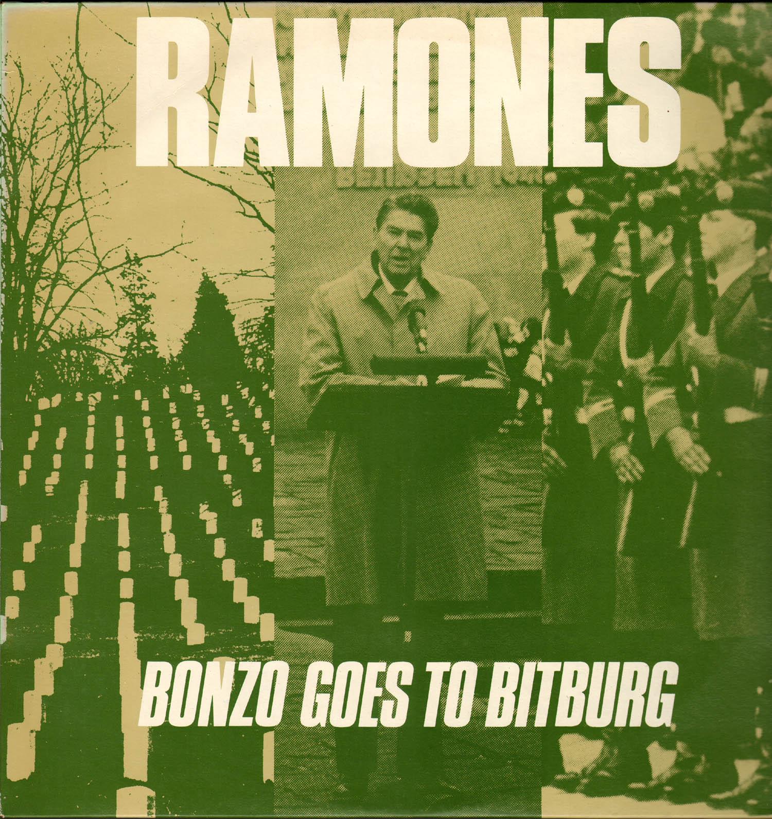 """Bonzo Goes to Bitburg"" (1985)"