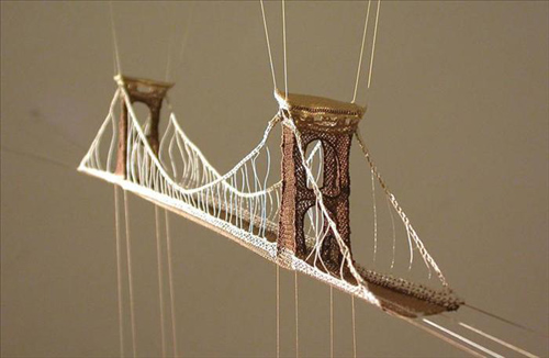 """""""Bridge"""" - Dorie Millerson"""