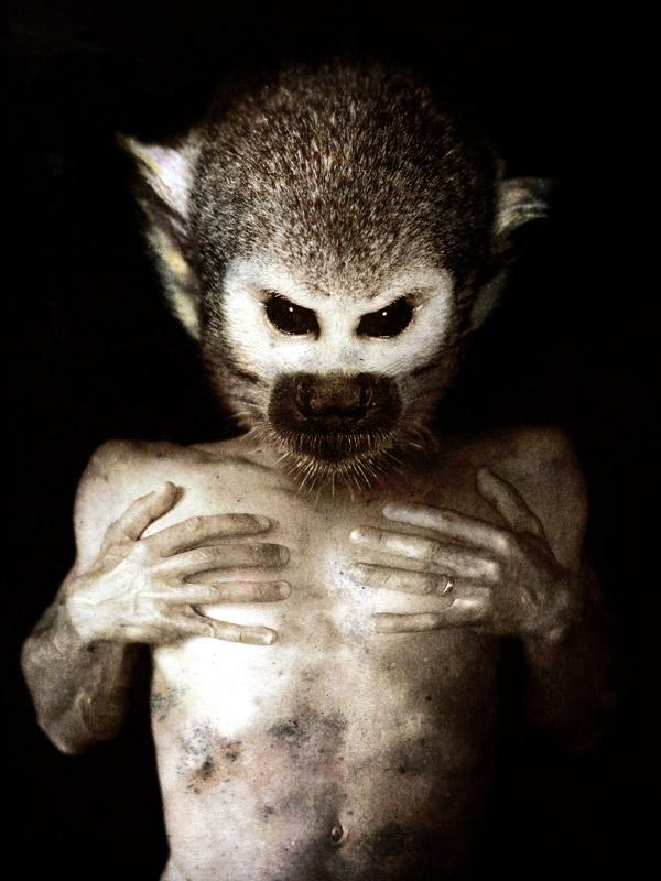 """Monkeyman"" - Francesco Sambo"