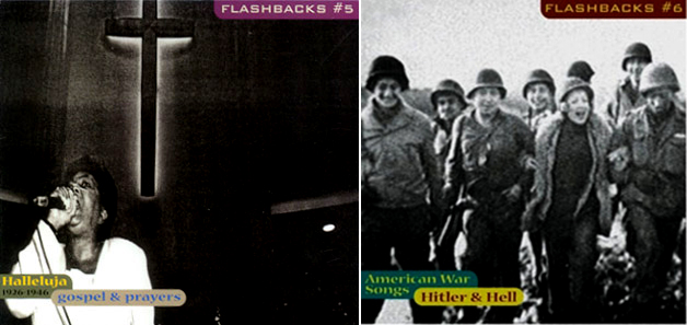 Flashbacks 5 (Gospel & Prayers / Hallelujah) y Flashbacks 6 (Hitler & Hell / American Warsongs)