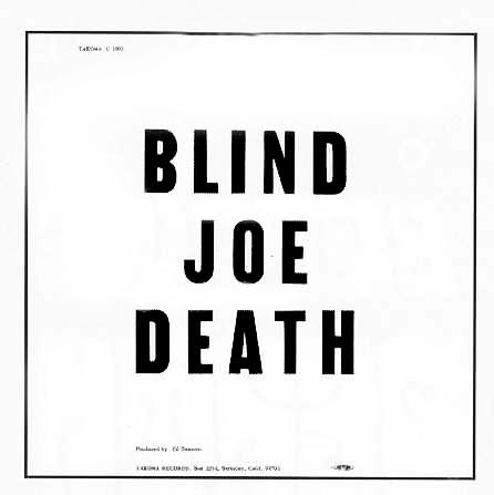 """Blind Joe Death"" (1964)"