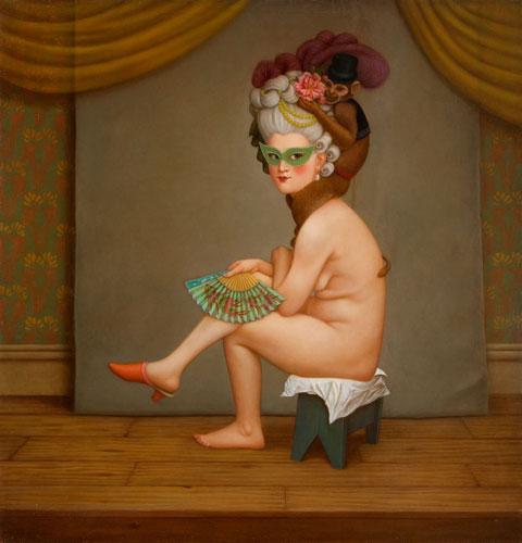 Colette Calascione - Monkey Love