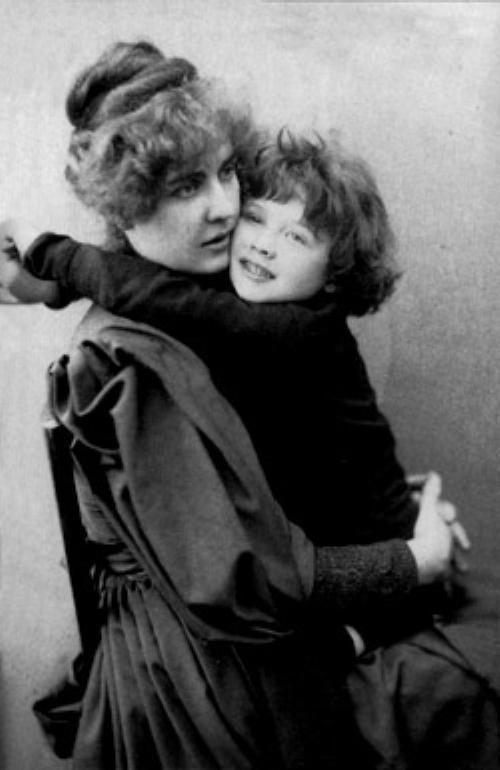Constance Lloyd y Cyril