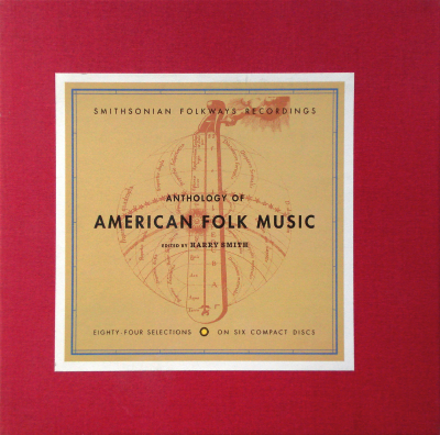 """Anthology of American Folk Music"""