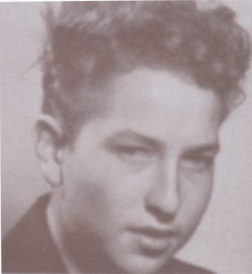 Robert Zimmerman, 1958