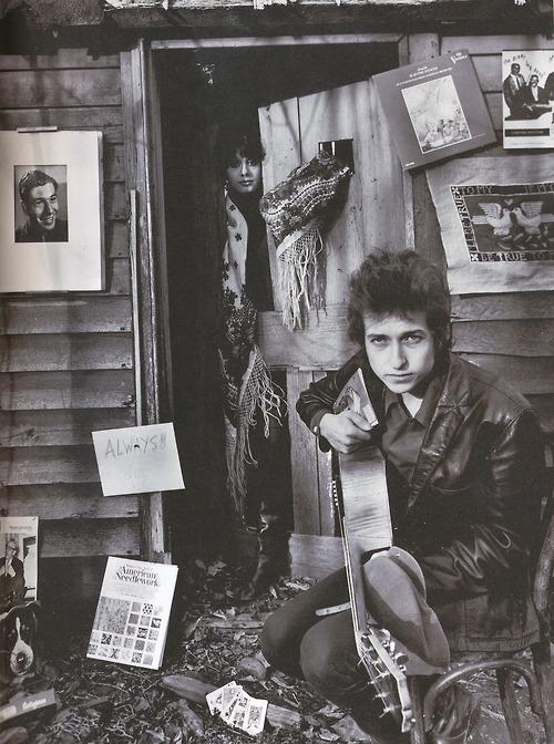 Bob Dylan, 1965 (foto: Daniel Karmer)