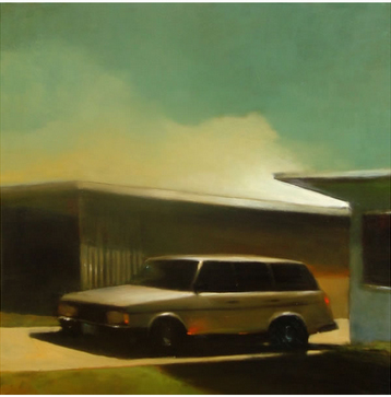 Her old Volvo - Scott Yeskel