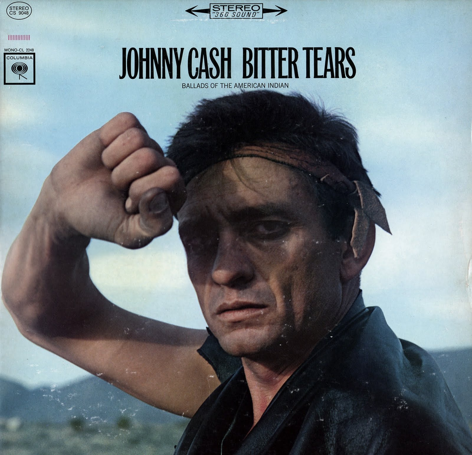 """Bitter Tears (Ballads of the American Indian)"" - Johnny Cash, 1964"