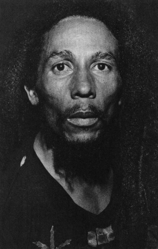 Bob Marley, 21 de septiembre de 1980, un día después del colapso en Central Park