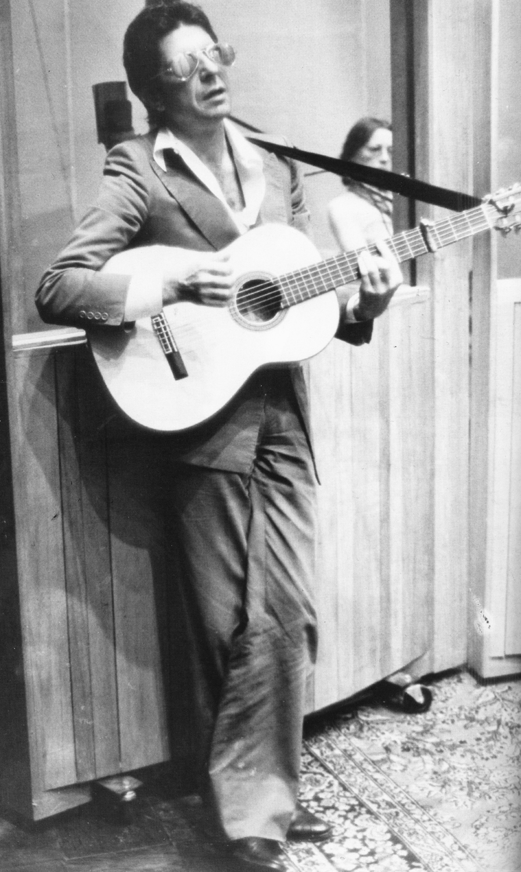 Leonard Cohen, 1975