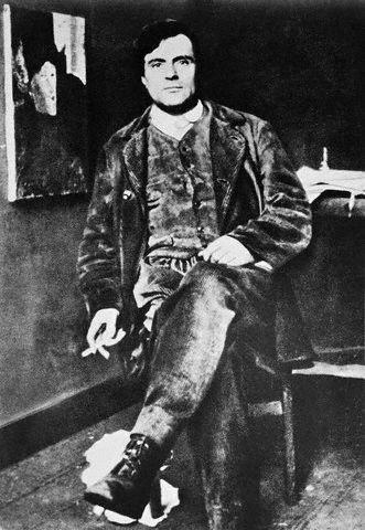 Amadeo Modigliani (1884-1920)