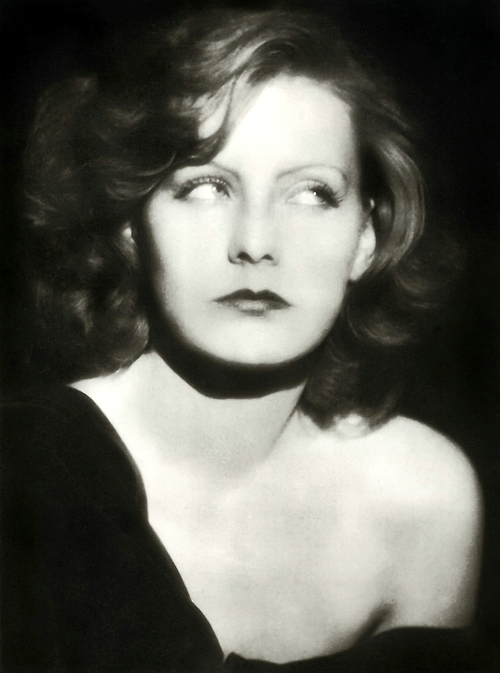 Greta Garbo en 1927 - Ruth Harriet Louise