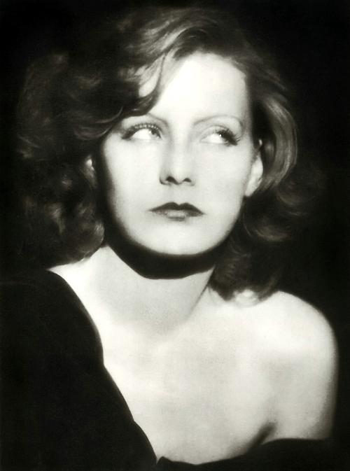 Greta Garbo en 1927 - Ruth Harriet Louise