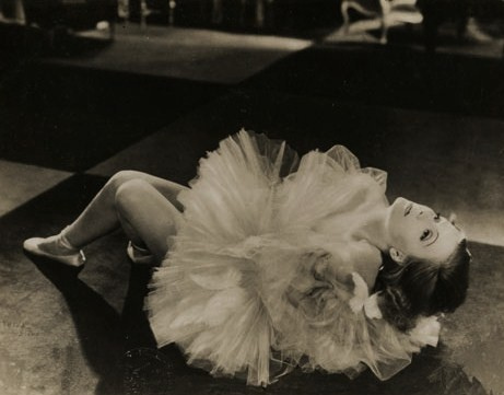 Garbo en la película 'Grand Hotel'