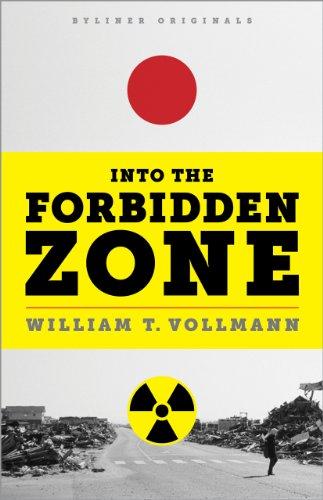Cubierta del último libro de Vollmann, editado sólo en formato de e-book