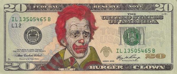 James Charles - 'Burger Clown'