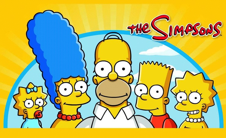 Canal 451 - Los Simpsons