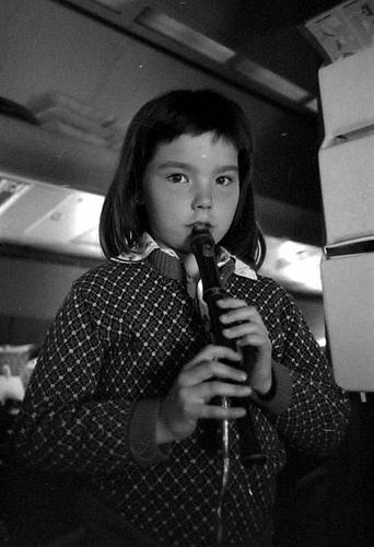 Björk de niña
