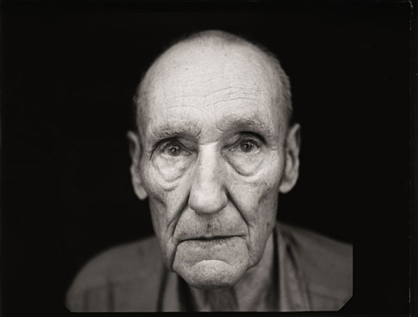 William Burroughs por Annie Leibovitz