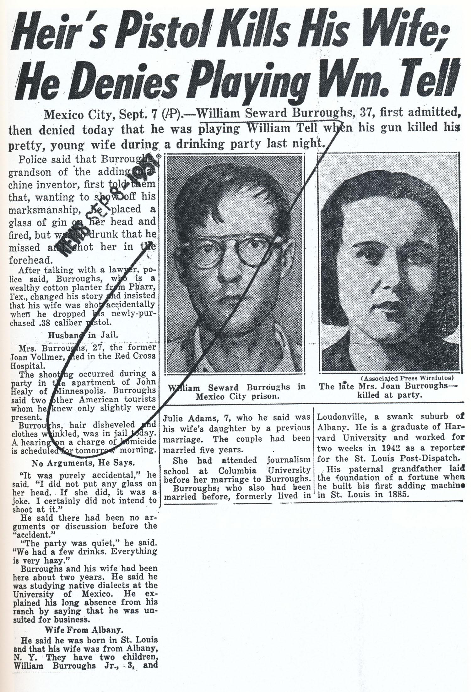 New York Daily News, 8 de septiembre de 1951