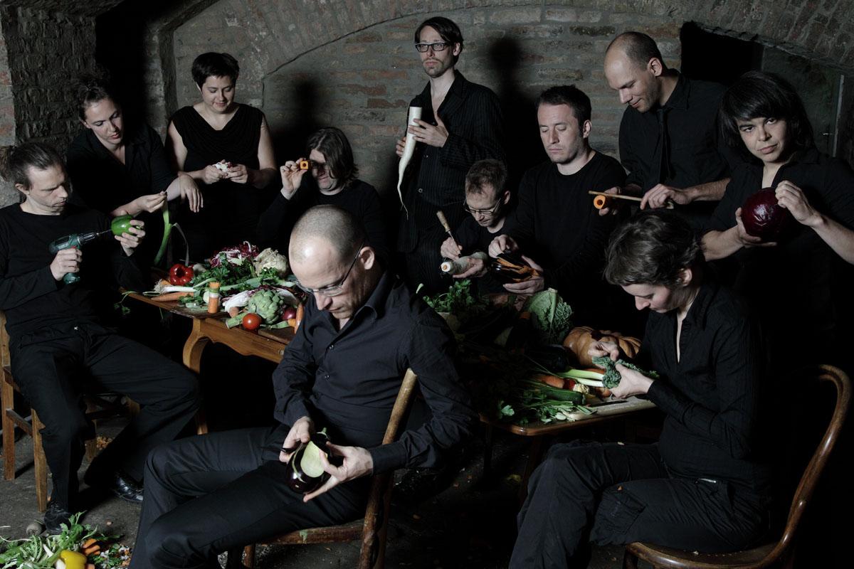 La Vegetable Orchestra (Zoe Fotografie)