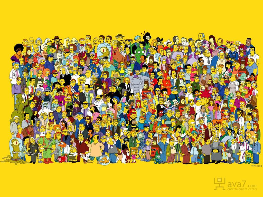 Los habitantes de Springfield