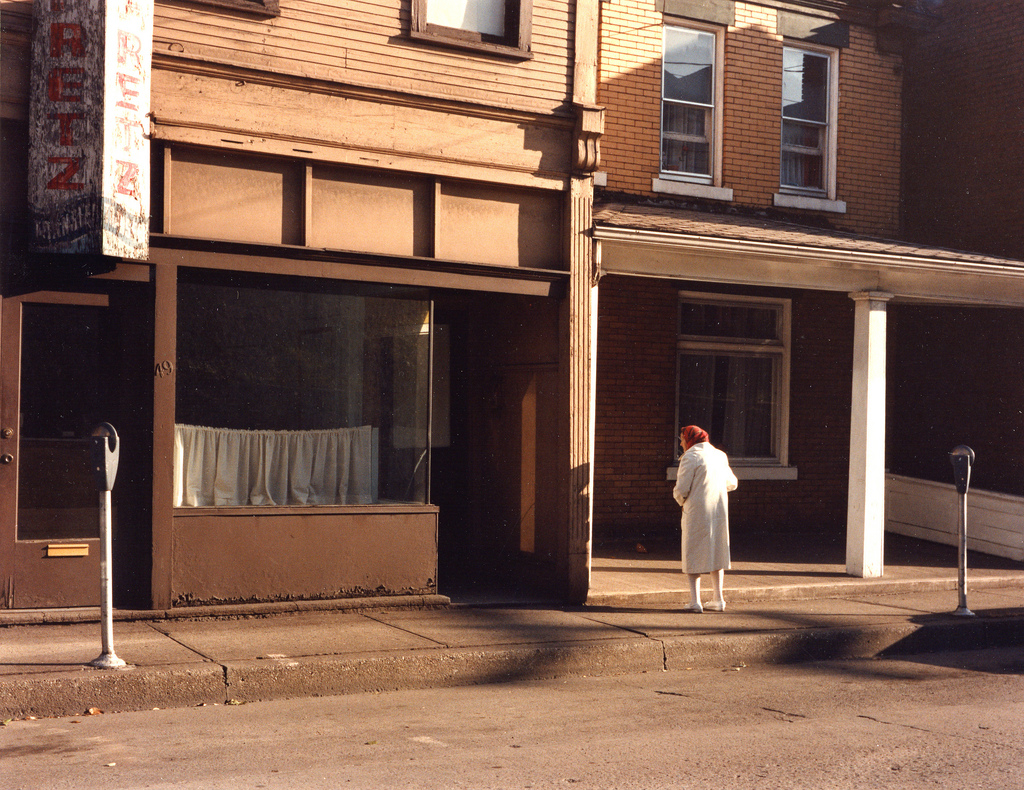 Jerome Liebling - Morning, Monessen, Pennsylvania, 1983