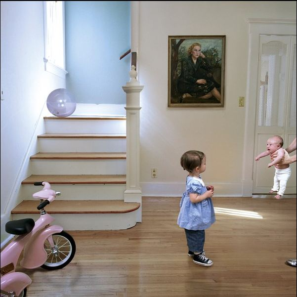 "Julie Blackmon - ""New Baby"""