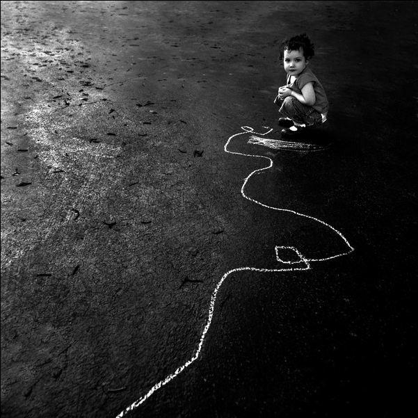 """Julie Blackmon - """"Chalk"""""""