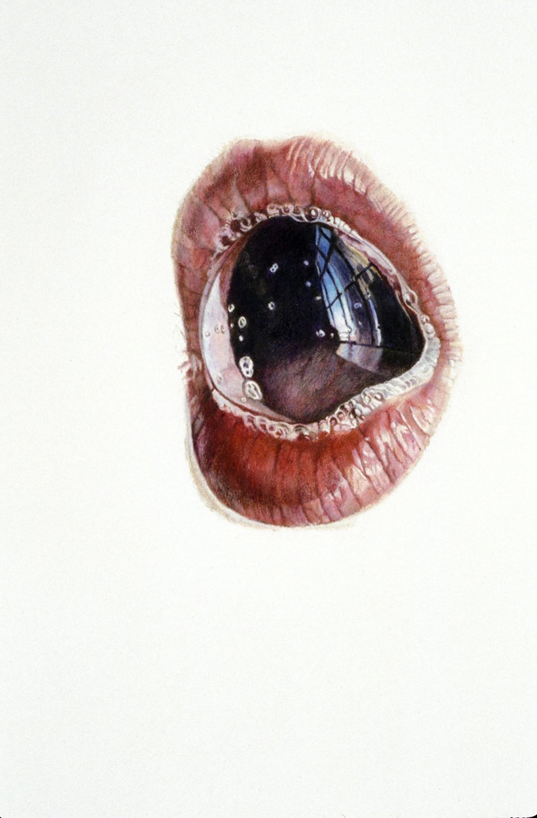 'Lick Line #39' - Julia Randall